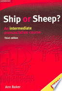Ship Or Sheep  Student s Book Book PDF