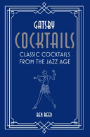 Gatsby Cocktails Book