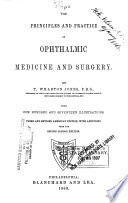 The Principles and Practice of Ophthalmic Medicine and Surgery Book