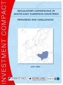 Pdf Regulatory Governance in South East European Countries Progress and Challenges