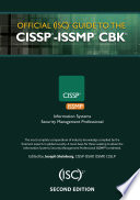 Official (ISC)2® Guide to the CISSP®-ISSMP® CBK®, Second Edition