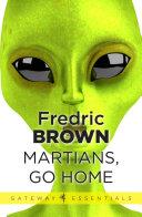 Pdf Martians, Go Home