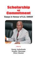 Scholarship and Commitment Pdf/ePub eBook