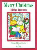 Merry Christmas Hidden Treasures Book