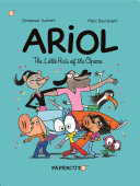 Ariol #10: The Little Rats of the Opera