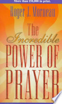 The Incredible Power of Prayer Book PDF