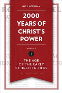2 000 Years of Christ s Power Vol  1