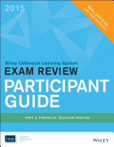 Wiley CMAexcel Learning System Exam Review 2015, Participant Guide, Part 2
