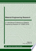 Material Engineering Research Book PDF