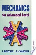 Mechanics for A-level