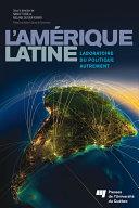 Pdf L'Amérique latine: laboratoire du politique autrement Telecharger