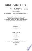 Etudes religieuses, philosophiques, historiques et littéraires