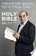 NIV Bible: the History Books - Part 2