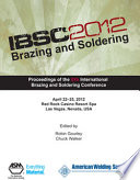 Brazing and Soldering 2012 Book