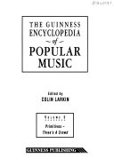 The Guinness Encyclopedia Of Popular Music Book