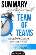 General Stanley Mcchrystal's Team of Teams Summary: New ...