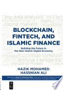 Blockchain  Fintech  and Islamic Finance