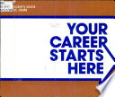 Your Career Starts Here Book PDF