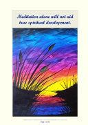 Meditation Proper is Spiritual Seership
