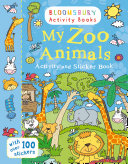 Bloomsbury Activity and Sticker Books My Zoo