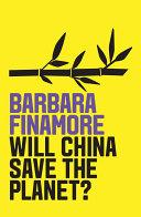 Will China Save the Planet? Pdf/ePub eBook