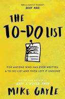 The To-Do List Pdf/ePub eBook