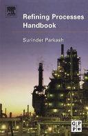 Refining Processes Handbook Pdf/ePub eBook