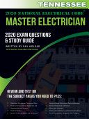 Tennessee 2020 Master Electrician Exam Questions and Study Guide