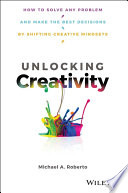 Unlocking Creativity