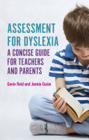 Assessment for Dyslexia and Learning Differences