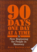 90 Days  One Day at a Time Book PDF
