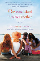 Pdf One Good Friend Deserves Another