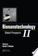 Bionanotechnology II Book