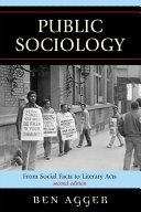 Public Sociology