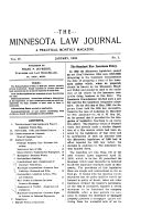 Minnesota Law Journal