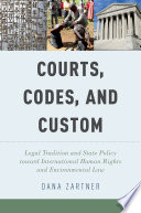 Courts Codes And Custom