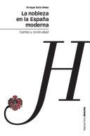 La nobleza en la España moderna