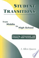 Student Transitions from Middle to High School Book PDF