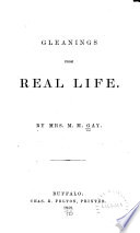 Gleanings from Real Life