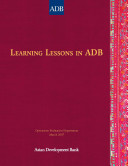 Learning Lessons in ADB