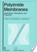 Polyimide Membranes
