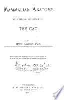 Mammalian Anatomy, with Special References to the Cat