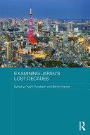 Examining Japan's Lost Decades Pdf/ePub eBook