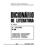 Dicionário de literatura
