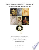 Seven Painters who Changed the Course of Art History Book PDF
