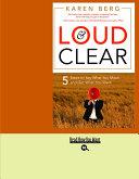 Loud   Clear