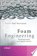 Foam Engineering Book PDF