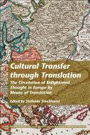 Pdf Cultural Transfer Through Translation Telecharger