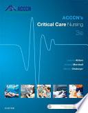 Acccn S Critical Care Nursing E Book Book PDF