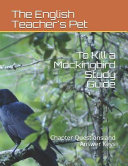 To Kill A Mockingbird Study Guide Chapter Questions And Answer Keys